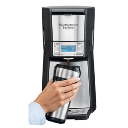 Picture of Hamilton Beach® BrewStation® Summit Coffee Maker