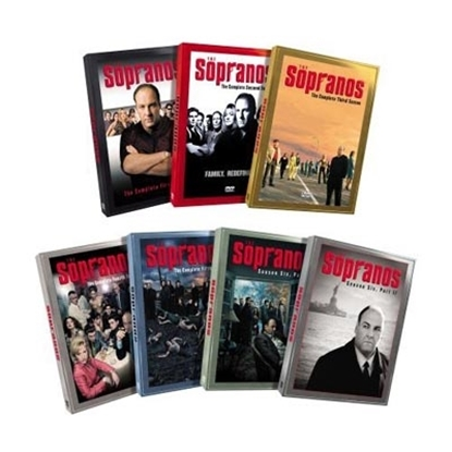 Picture of Sopranos Complete DVD Set: Season 1 - 6