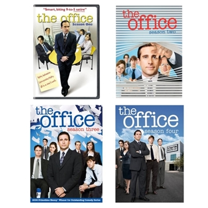 "Picture of NBC ""The Office: Seasons 1 - 4"" DVD Collection"