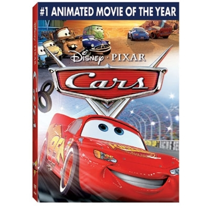 "Picture of Disney/Pixar ""Cars"" DVD"