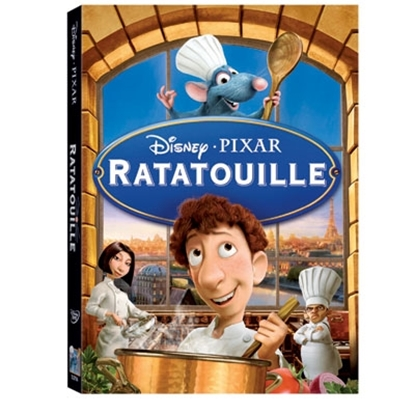 "Picture of Disney/Pixar ""Ratatouille"" DVD"