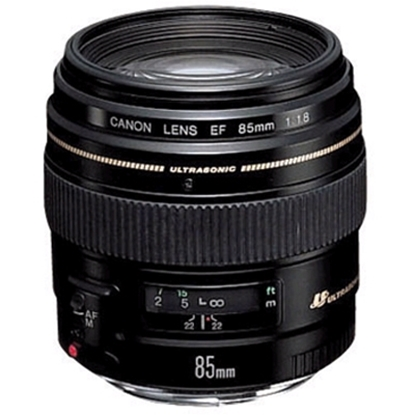 Picture of Canon EF 85mm f/1.8 USM Autofocus Lens