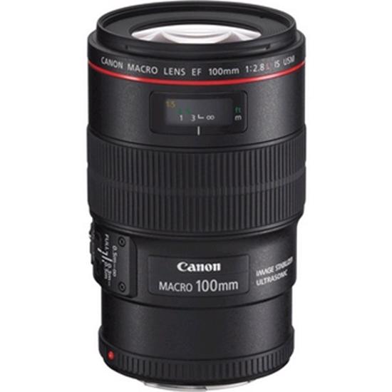 Picture of Canon EF 100mm/2.8L IS USM Macro Autofocus Lens