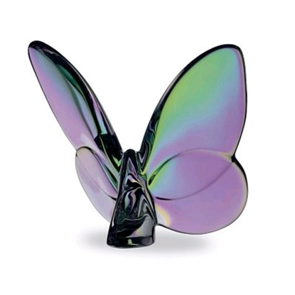 Picture of Baccarat Lucky Butterfly - Iridescent