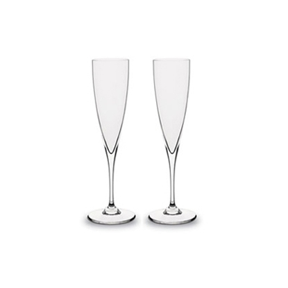 Picture of Baccarat Dom Perignon Champagne Flutes -Set of 2