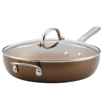 Picture of Ayesha Curry Aluminum 12'' Deep Skillet