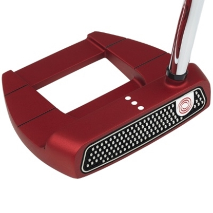 Picture of Odyssey O Works Red Jailbird Mini Superstroke Putter