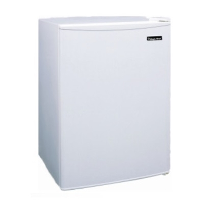 Picture of Magic Chef 2.4 Cu. Ft. Refrigerator - White
