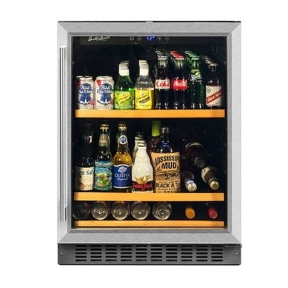 Picture of Smith & Hanks 178-Can Beverage Fridge