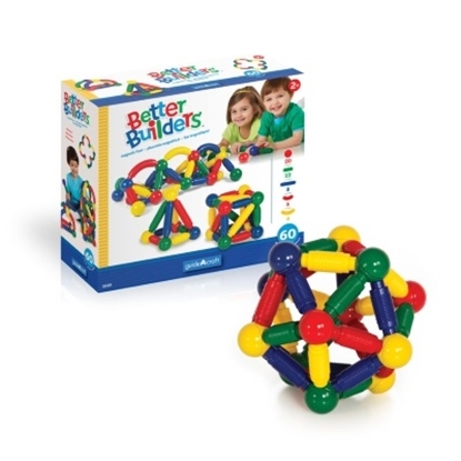 Picture of Guidecraft Better Builders 60-Piece Set