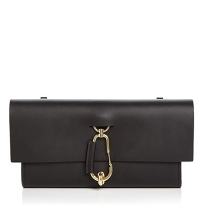 Picture of Zac Posen Belay Crossbody Clutch - Black
