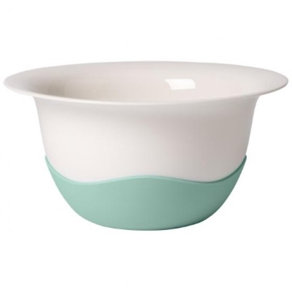 Picture of Villeroy & Boch Clever Cooking Strainer Serving Bowl - Green