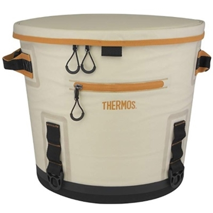Picture of Thermos Trailsman Party Tub 42-Can Cooler - Tan