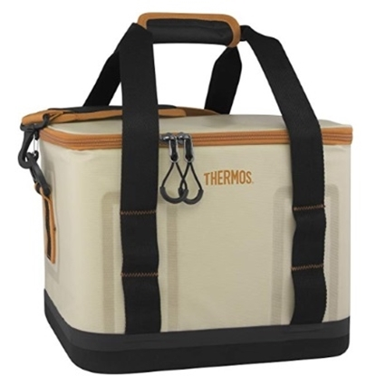 Picture of Thermos Trailsman 18-Can Cooler - Tan
