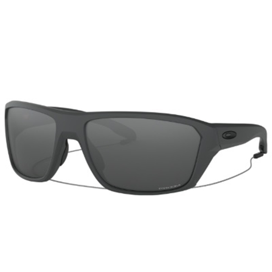 Picture of Oakley Split Shot - Matte Carbon/PRIZM Black Polarized