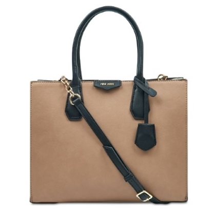 Picture of Nine West Maddol Tote - Dark Wheat