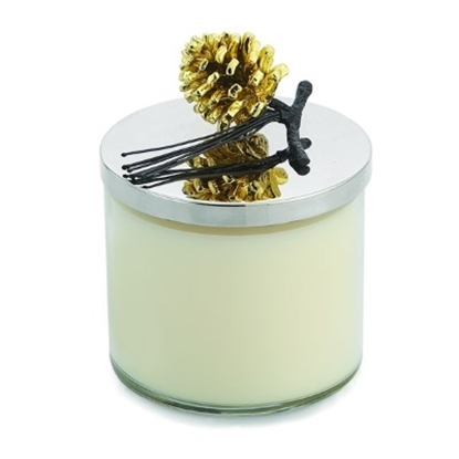 Picture of Michael Aram Pine Cone Candle