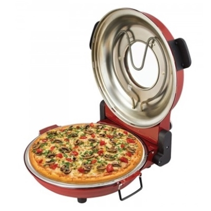 Picture of Kalorik High Heat Stone Pizza Oven - Red