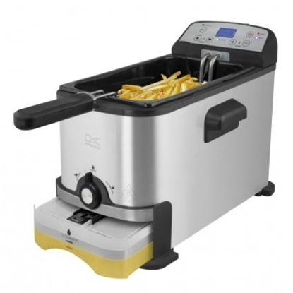Picture of Kalorik Digital Deep Fryer with Oil Filtration