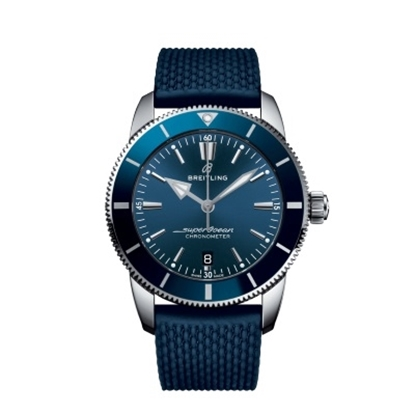 Picture of Breitling Superocean Heritage II B20 Automatic 44 - Blue/Steel