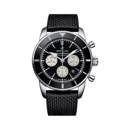 Picture of Breitling Superocean Heritage II B01 Chrono 44 - Black/Steel