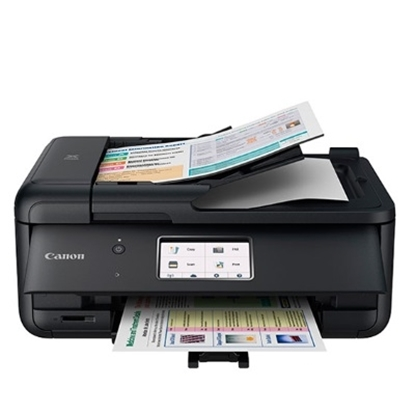 Picture of Canon PIXMA Wireless All-in-One Printer with Ink & Photo Paper