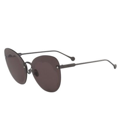Picture of Salvatore Ferragamo Fiore Shiny Sunglasses