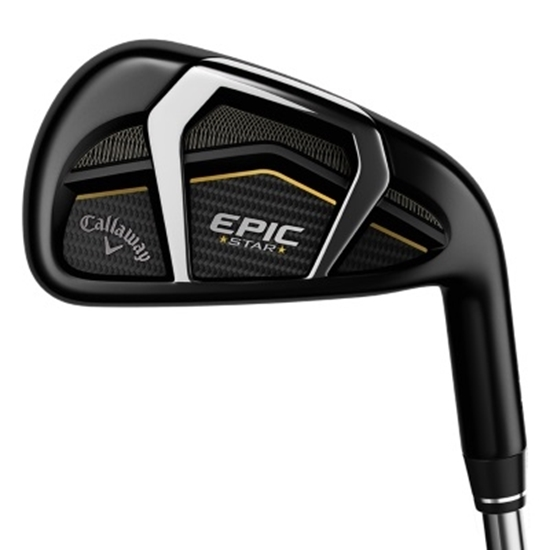 Picture of Callaway Women's GBB Epic Star 8PC Combo Iron Set