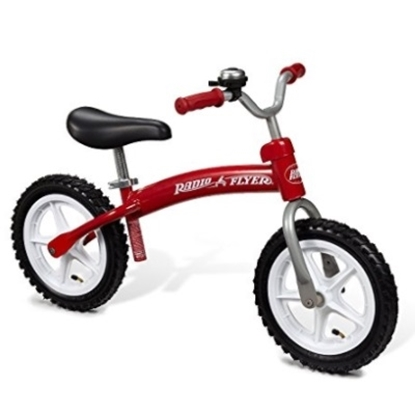 Picture of Radio Flyer® Glide & Go Balance Bike with Air Tires