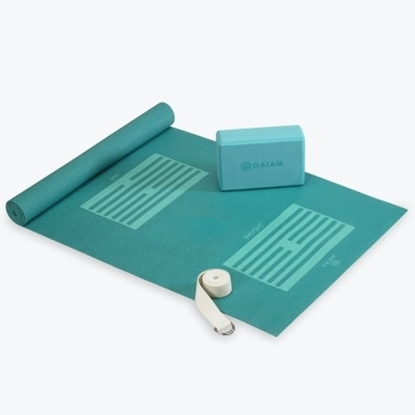 Picture of Gaiam® Yoga for Beginners Kit
