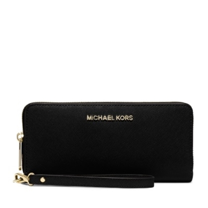 Picture of Michael Kors Jet Set Travel Continental - Black