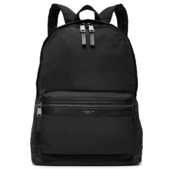 be46dfe362ebdd MileagePlus Merchandise Awards. Michael Kors Kent Backpack - Black