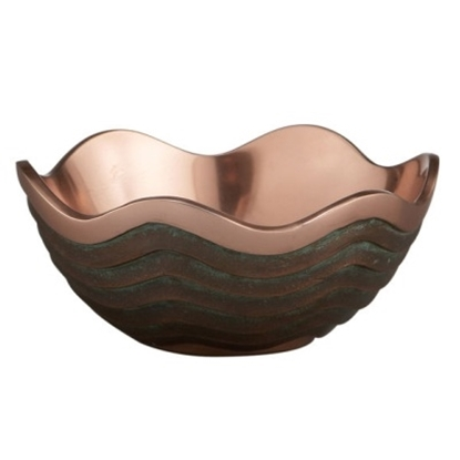 "Picture of Nambé 7"" Copper Canyon Bowl"