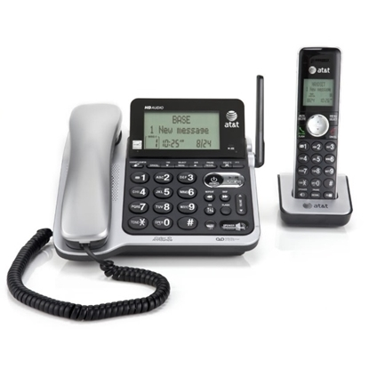 Picture of AT&T Answering System with Corded & Cordless Headset