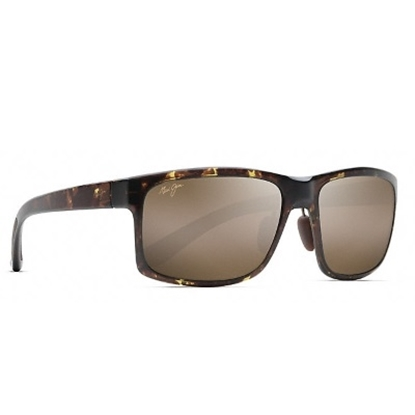 Picture of Maui Jim Pokowai Arch Polarized - Olive Tortoise/Bronze