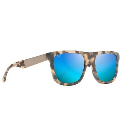 Picture of Maui Jim Talk Story Polarized - Matte Toyko Tortoise/Blue