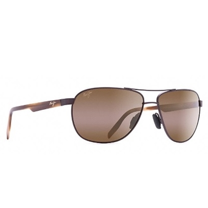 Picture of Maui Jim Castles Polarized Sunglasses - Copper/Bronze