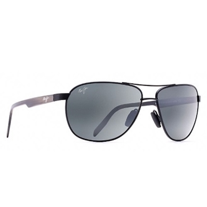 Picture of Maui Jim Castles Polarized Sunglasses - Black/Grey