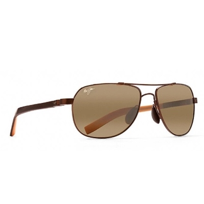 Picture of Maui Jim Guardrail Polarized Sunglasses - Copper/Bronze
