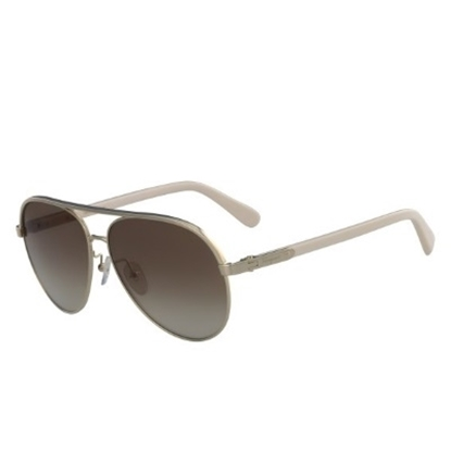 Picture of Salvatore Ferragamo Aviators - Gold