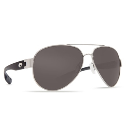 Picture of Costa South Point Sunglasses - Palladium & Silver/Gray