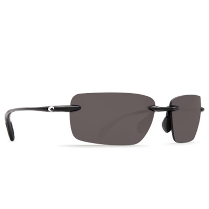 Picture of Costa Oyster Bay Sunglasses - Shiny Black/Gray