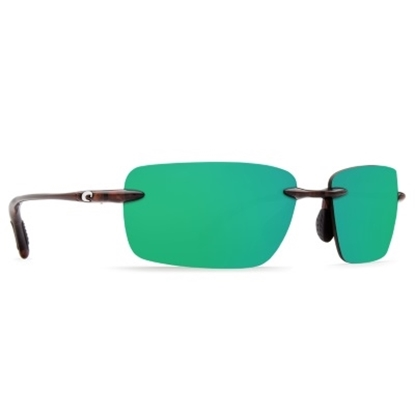Picture of Costa Oyster Bay Sunglasses - Tortoise/Green Mirror