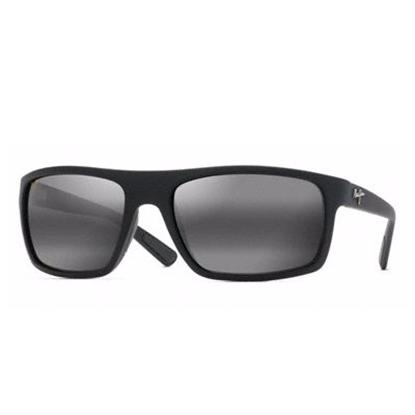 Picture of Maui Jim® Byron Bay Sunglasses - Matte Black Rubber