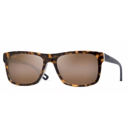 Picture of Maui Jim® Chee Hoo Sunglasses - Tortoise/White/Blue