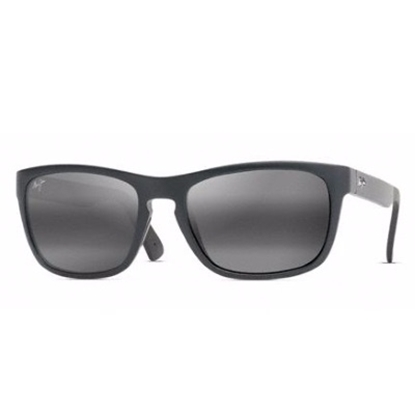 Picture of Maui Jim® South Swell Polarized Sunglasses - Matte Black