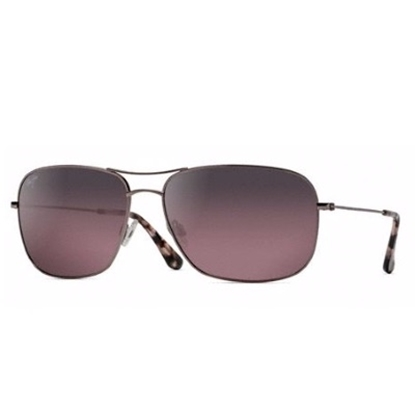 Picture of Maui Jim® Breezway Polarized Sunglasses - Rose Gold
