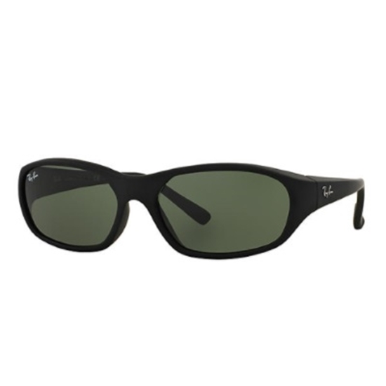 Picture of Ray-Ban® Daddy-O II Sunglasses - Black/Green Classic G15