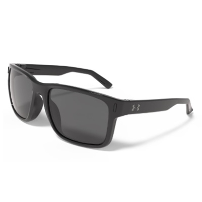 Picture of Under Armour Sport Assist Polarized Sunglasses - Black/Gray