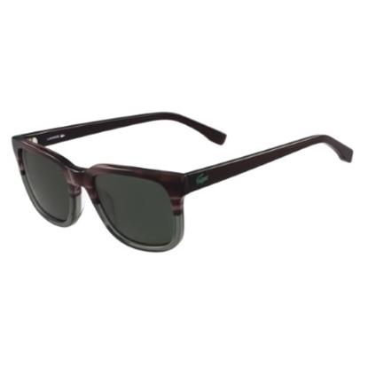 Picture of Lacoste Colorblock Sunglasses - Wine